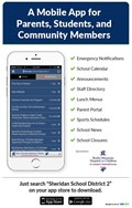 Sheridan School District 2 App Makes it Easy to Keep Track of School Events image