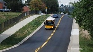 Sheridan Bus