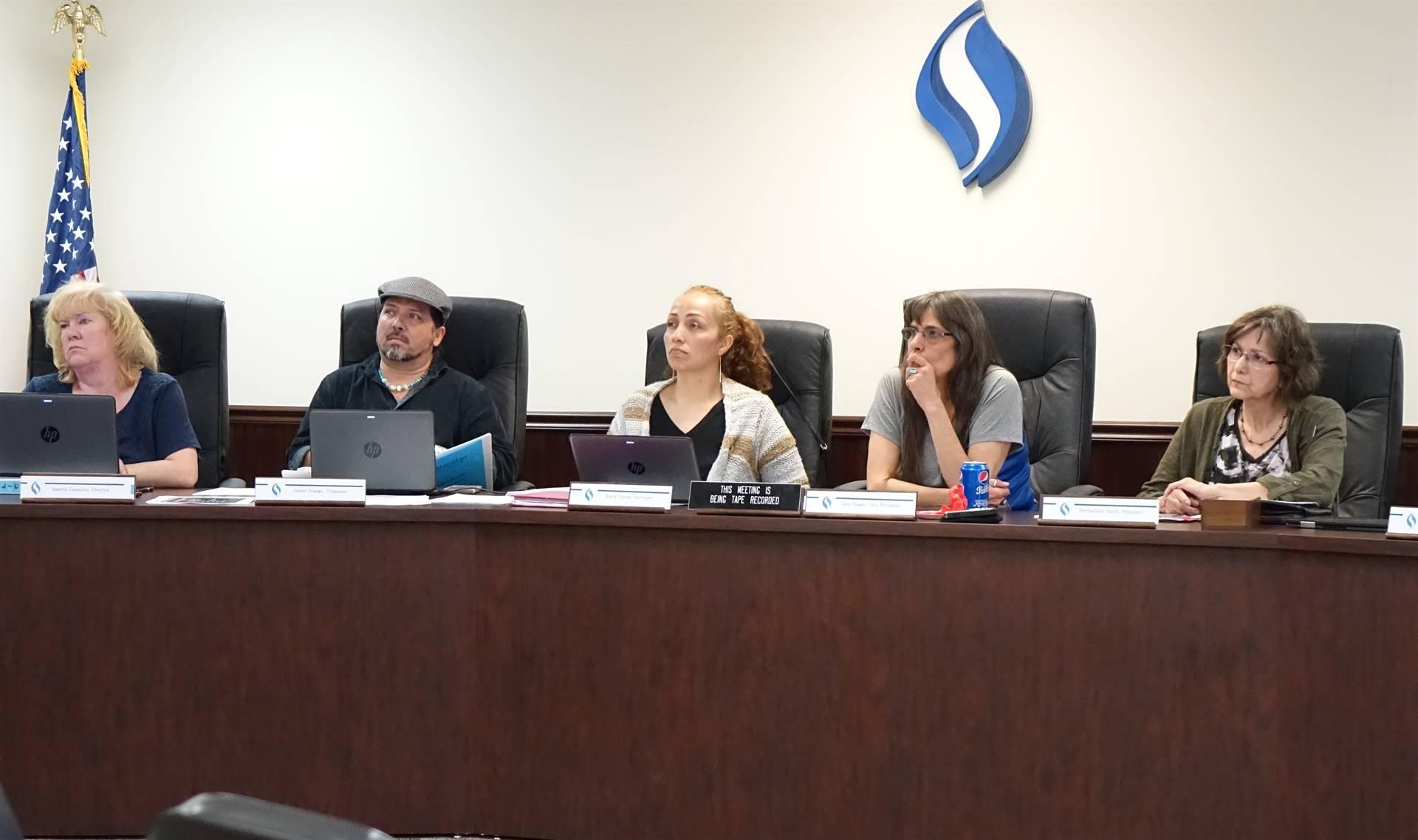 Sheridan Board of EDU