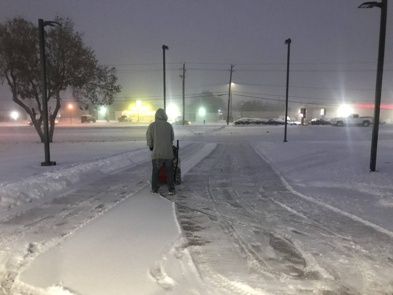 Thanks Mr. Steve for clearing a path for our students!