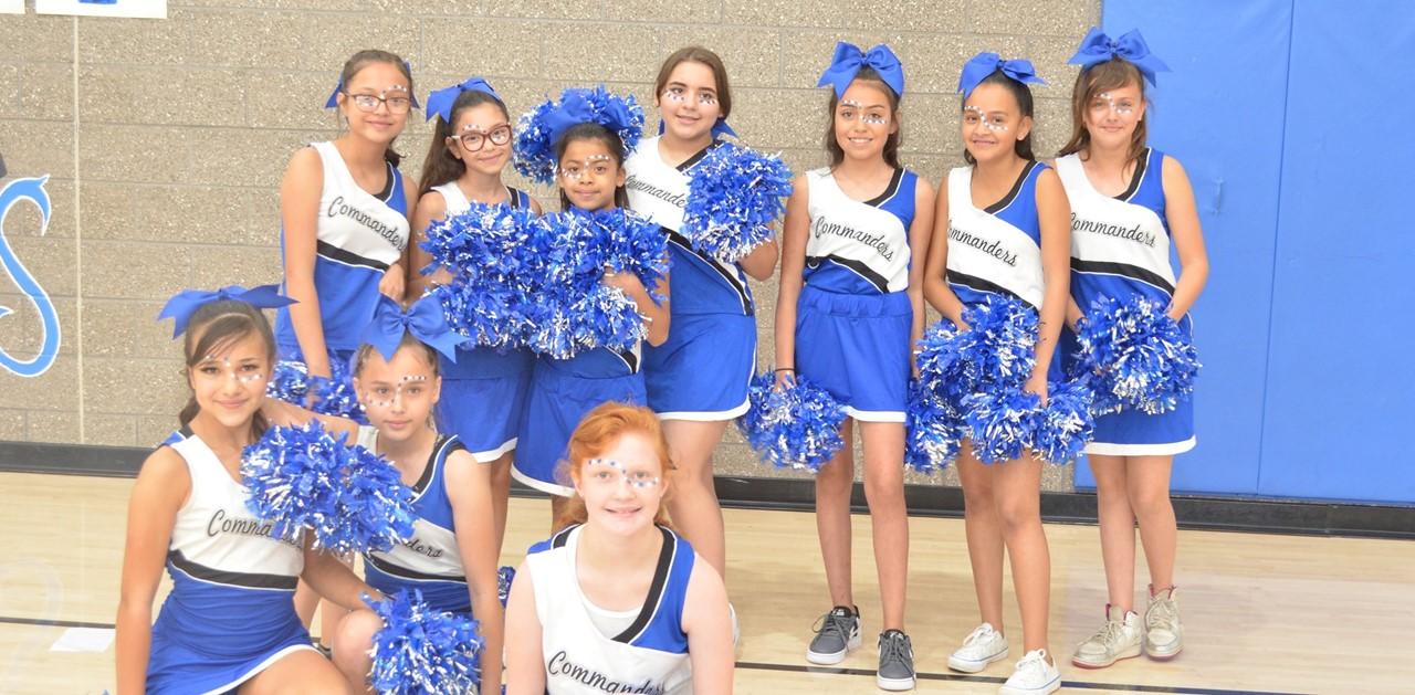 FLN Cheer Squad